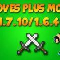 Move Plus - паркур мод