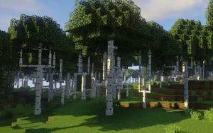 Dynamic Trees - реалистичные деревья