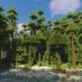 Dynamic Trees - Biomes O Plenty Compat - реалистичные деревья для мода Biomes O' Plenty