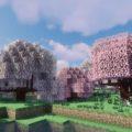 Dynamic Trees - Pams Harvestcraft Compat - реалистичные деревья для мода Pams Harvestcraft