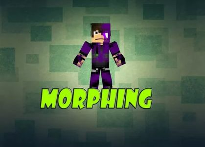 Morph - превращение в мобов