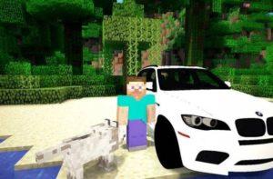 Crazy BMW автомобиль