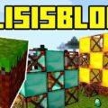 MalisisBlocks исчезающие блоки (при активации редстоуном)