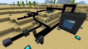 Mekanism индустриальный мод с системами добычи и обработки руды