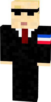 Скины Путина для майнкрафта