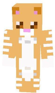 ник головы кота в майнкрафт #9