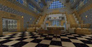 Подводный город Восторг из Bioshock
