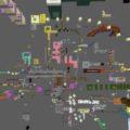Майнкрафт карта 400 испытаний