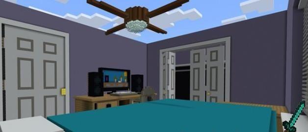 Карта прятки в комнате