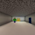 Baldi's Basics in Find The Button