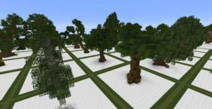 Tree Bundle - 370 вариантов деревьев