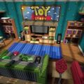 Карта история игрушек 2