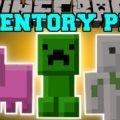 Inventory Pets мод на питомцев инвентаря