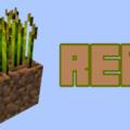 Reap Mod быстрое срубание дерева и засеивание земли