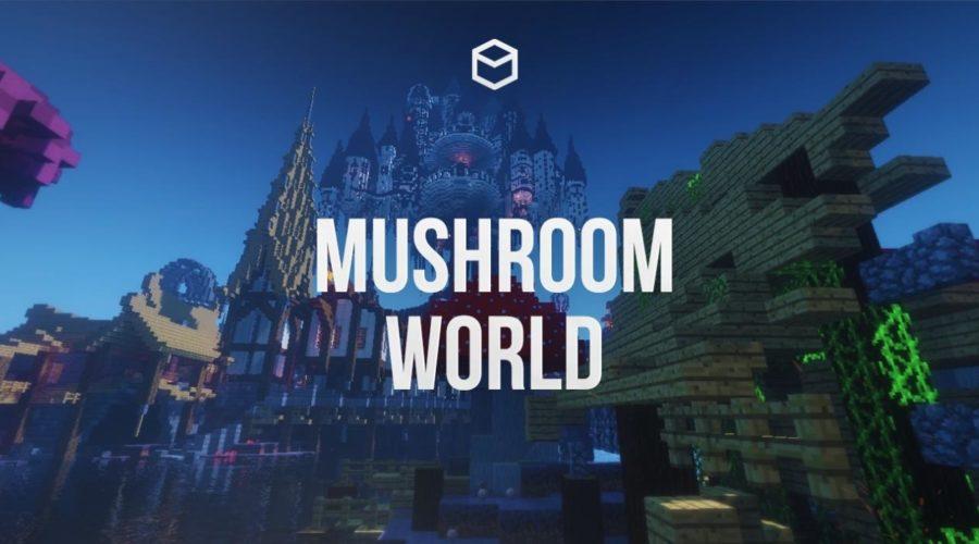 Mushroom World - грибной мир