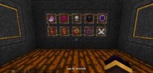 Forbidden and Arcanus магические предметы, оружие, блоки и т.д.