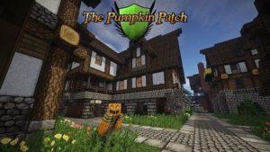 Pumpkin Patch текстуры и наряды под средневековье