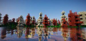 Oh The Biomes You'll Go новые биомы, блоки и предметы
