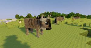 Natural Fauna новые животные (аддон для ZWAR)