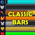 Classic Bars замена стандартных индикаторов персонажа