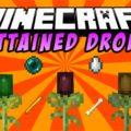 Attained Drops выращивание предметов выпадающих из мобов