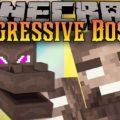 Progressive Bosses увеличение силы боссов