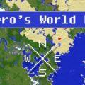 Xaero's World Map полноценная карта мира