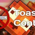 Toast Control отключение подсказок и уведомлений