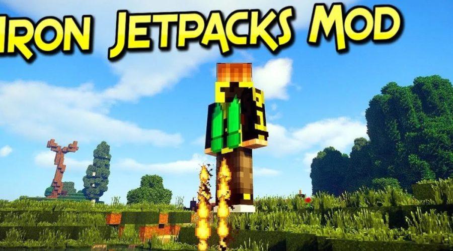 Iron Jetpacks реактивные ранцы на RF энергии