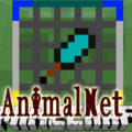 AnimalNet сеть для ловли мобов