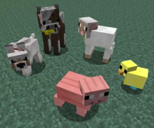 Baby Animals новые модели для детенышей животных