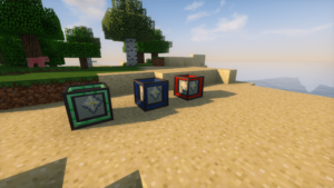 Overloaded mod новая броня, оружие, сжатые блоки и читерные инструменты