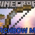 TorchBow лук стреляющий факелами
