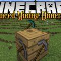 Advanced Mining Dimension измерение для добычи руды