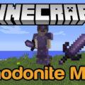 Rhodonite - Tools & Armour новая руда и оружие из нее