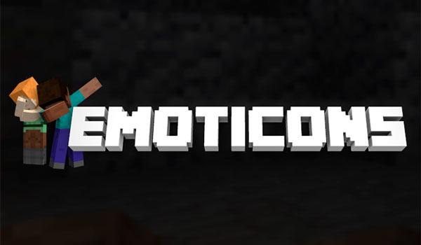 Emoticons эмоции для персонажа