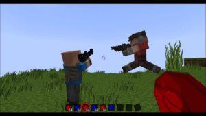 TF2 stuff mod - Team Fortress 2 мобы, здания и оружие