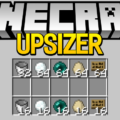 Upsizer увеличение количества предметов в стаке