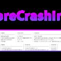 MoreCrashInfo удобная таблица с крашнутыми модами