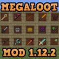 MegaLoot кейсы с редкой броней и оружием