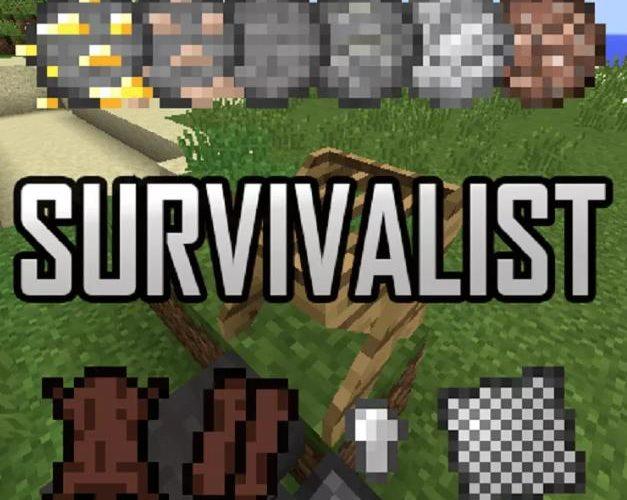 Survivalist изменение в системе выживания