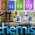 Alchemistry химия и алхимия, расщепление и создание материалов