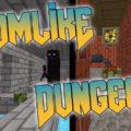 DoomLike Dungeons ДАНЖИ для майнкрафта