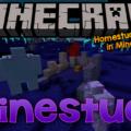 Minestuck новые блоки, оружие, мобы и оружие на основе веб комикса Homestuck