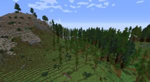 Realistic Terrain Generation изменение генерации биомов