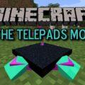 TelePads телепорт