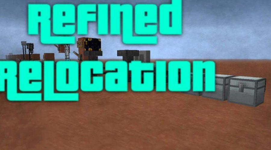 Refined Relocation 2 системы сортировки и транспортировки