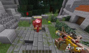 Minewatch снаряжение и оружие из Overwatch