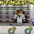 Potion Fingers кольца с эффектами зелий