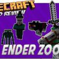 Ender Zoo эндер мобы и новые ТНТ